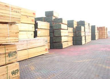 加拿大木材销量笑傲国际木材市场