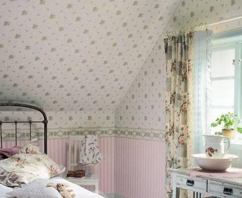 田园风壁纸放松心情居室的最好选择