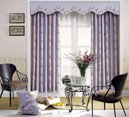 冬季十种款式打造完美窗帘