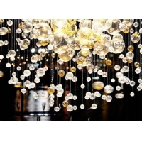 米兰灯具展精品灯具之缤纷吊灯