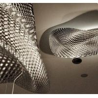 米兰灯具展精品灯具之旋转水晶灯