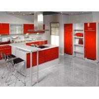 中国红整体设计展现出高贵气质
