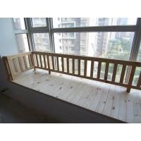 落地窗赏析 纯实木式