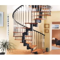 复式楼梯装修图——打造最IN蜗居