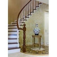 新古典欧式大户型过道实景图楼梯