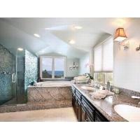 浴室壁纸效果