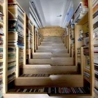 适合复式楼层的超炫楼梯1