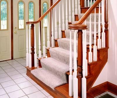 实木楼梯材质大比拼