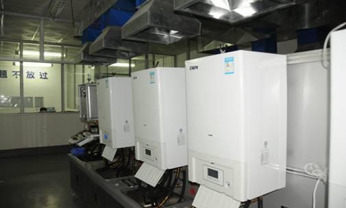 羽顺壁挂炉实验室推动壁挂炉产业升级