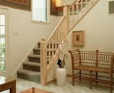 不同的楼梯材质演绎不一样的潮流