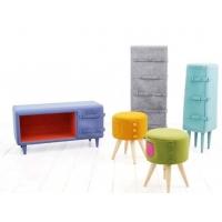 色彩明快的创意家具