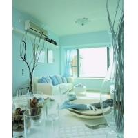 墙面漆:时尚色彩居室其实很简单(组图)