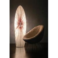多数灯具设计讲究整天连贯性,但下面这组以色列设计师Nelly灯具设计却将整天一划为二。通过曲线构造灯具外形美,突显其曲线美。这些拥有曲线的灯具与室内直线相得益彰。