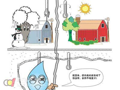 地源热泵给力 建筑能耗得到有效缓解
