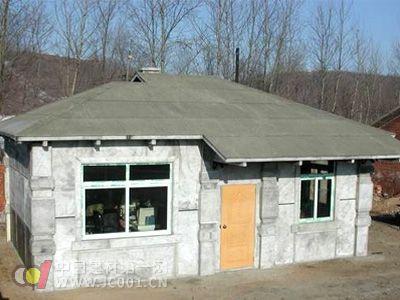新型建材推进农村建筑节能步伐