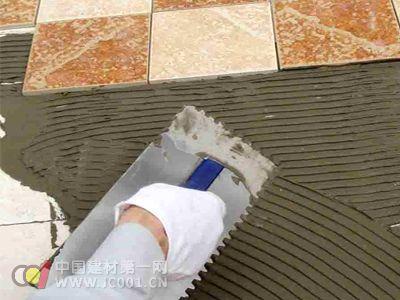 瓷磚膠——現代裝潢新型材料