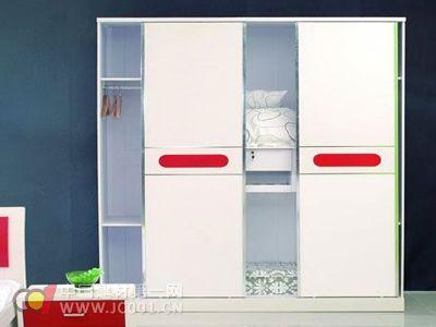 家具行业未来新家具:衣柜一体化釉面趋势图片