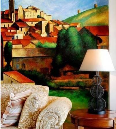 普罗旺斯色彩对撞 美图展现地中海风情