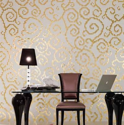 家居DIY <a href='http://www.mooaoo.com' target='_blank'>马赛克</a>瓷砖的艺术范儿3
