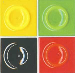 六边形手绘砖 以往最常见的就是各种花卉图案,现在图案的取材广泛得