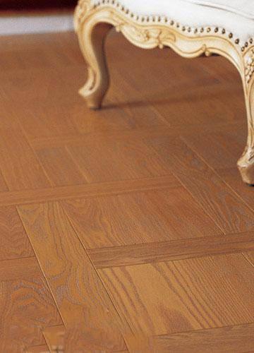 导购评测 地板 当下最流行7种木地板大评测  重点提示:拼花地板的材质