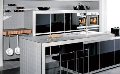 厨卫的装饰已成为体现一个家庭生活质量高低的关键,又是住宅科技体高清图片