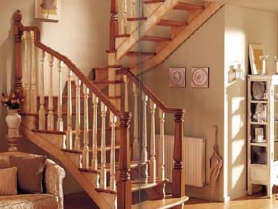 复式居家生活的点缀 完美楼梯两点打造