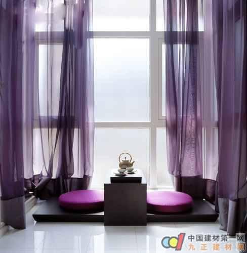 时尚雅致进口窗帘 引领2010年软装潮流(图)