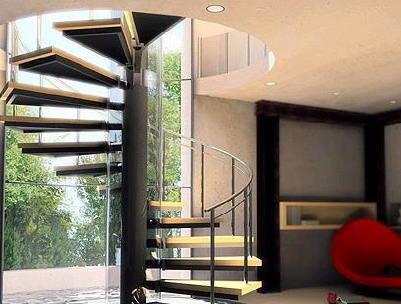 楼梯设计当避免误区 设计不当客厅变门厅