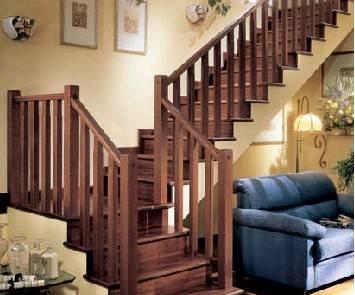 楼梯装修关注三要点 让居室更有风味