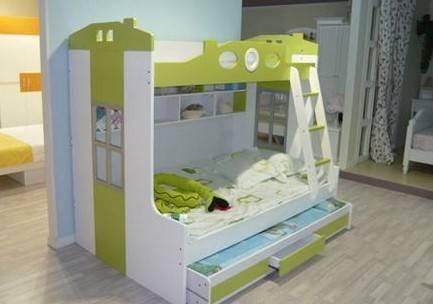 """""""儿童家具""""销售看好强势抢占家具市场份额"""