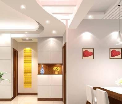 客厅吊顶装饰效果图