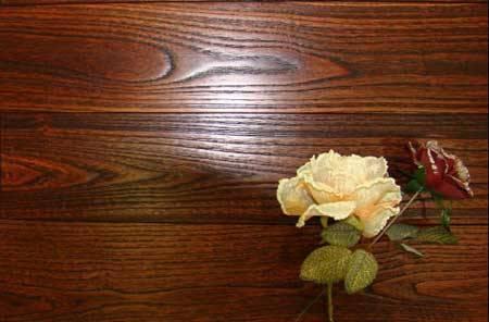 二手房 装修/现代家居永不落幕的经典风贝亚克青花瓷实木地板