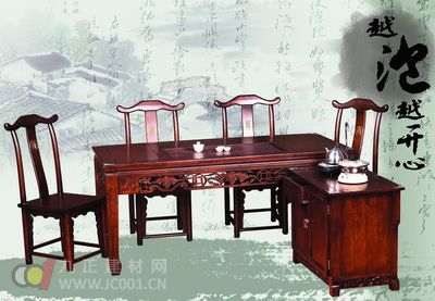 揭开红木家具市场普遍存在的猫腻