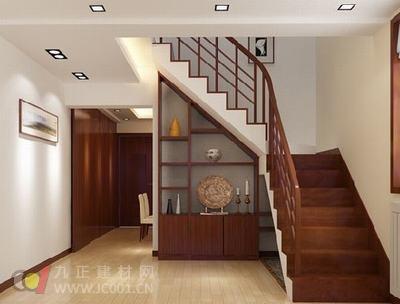 玩转复式家居楼梯 潮流款式