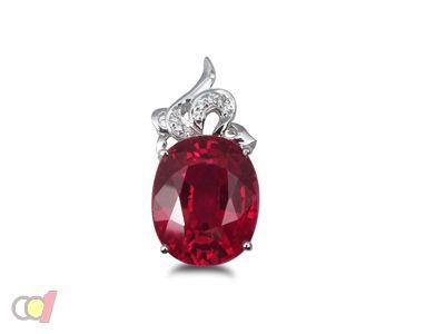 红宝石的传说