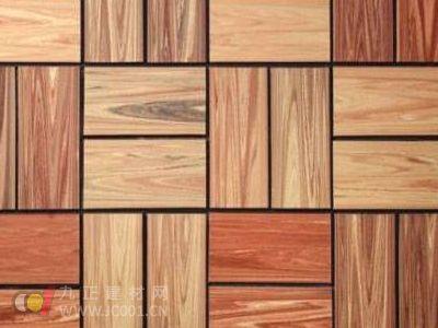 木纹瓷砖或一路飘红