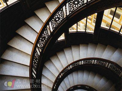 2013年楼梯装修效果图欣赏