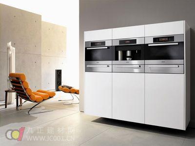 厨房电器的节能风也在悄然而来