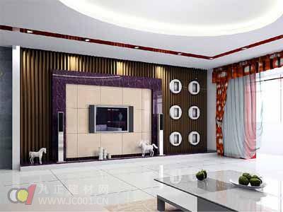 2013年大理石客厅装修效果图