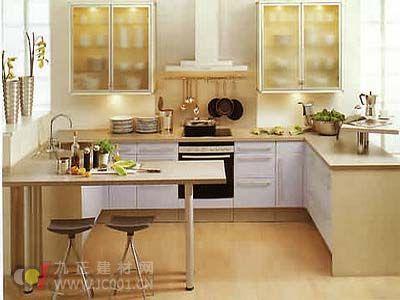 2013年厨房装修效果图大全(组图)