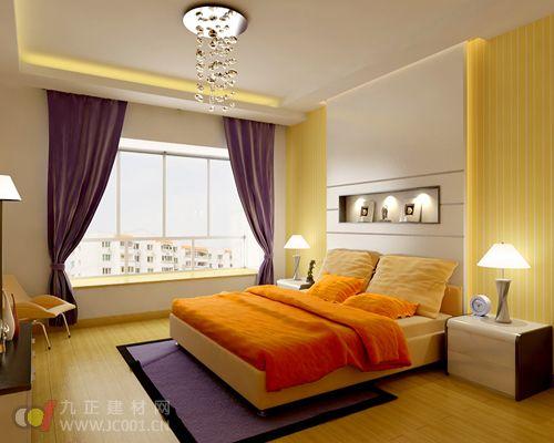 2013卧室吊顶装修效果图大全 高清图片
