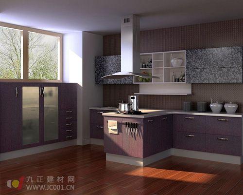 行业知识 厨柜厨具 2013橱柜装修效果图大全【组图】     现代厨房的