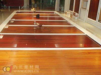 中国地板市场现状及趋势预测