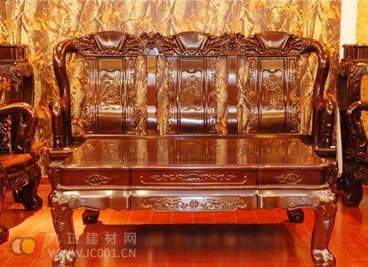 紅木家具市場走勢觀察 或再成一枝獨秀