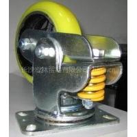 减震轮-工业用脚轮