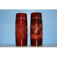 洛阳润银生产的纯银内胆保健杯,银含量999达到国际标准