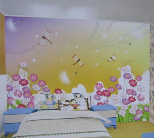 西安海欣墙纸 儿童房系列019