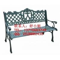 铸铁公园椅,金属公园椅,铸铝公园长椅