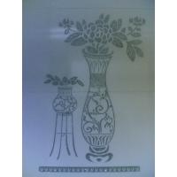 陶瓷雕刻——花瓶